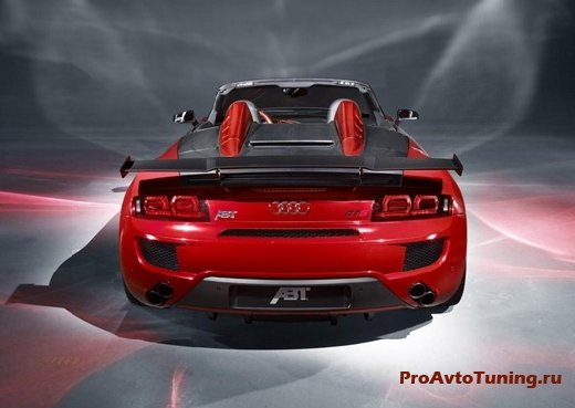 тюнинг Audi R8 Spyder