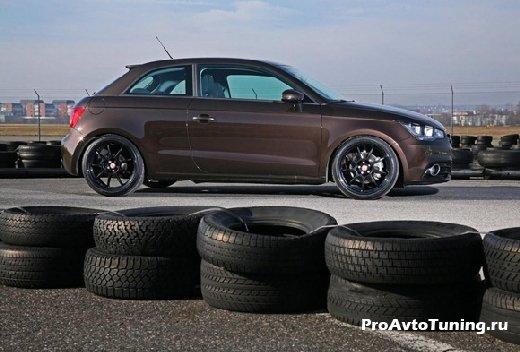 тюнинг Audi A1