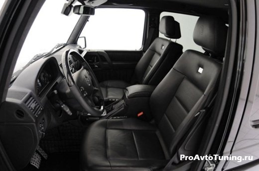 Brabus Mercedes G55 AMG