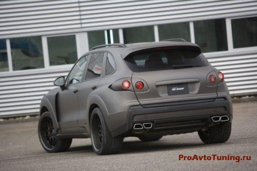 бронетранспортер Porsche Cayenne Turbo