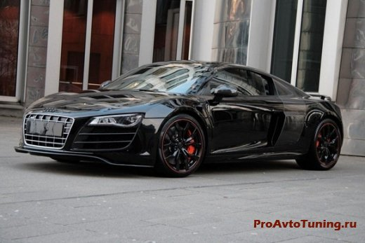 Anderson Germany Audi R8 Hyper Black Edition