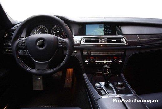 салон BMW 7-Series