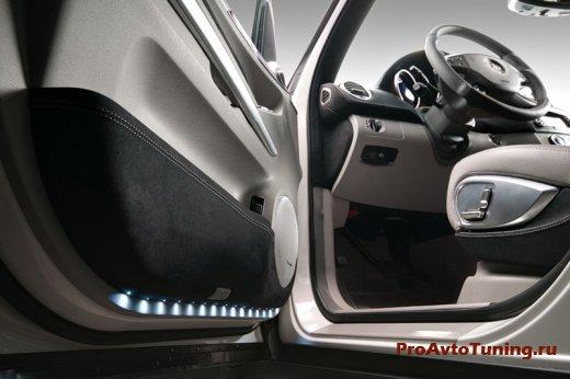 салон Mercedes ML 350