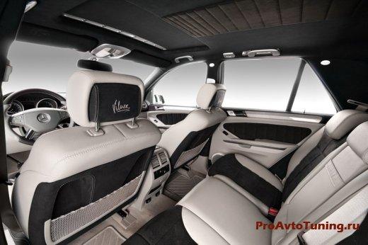 тюнинг Mercedes ML 350