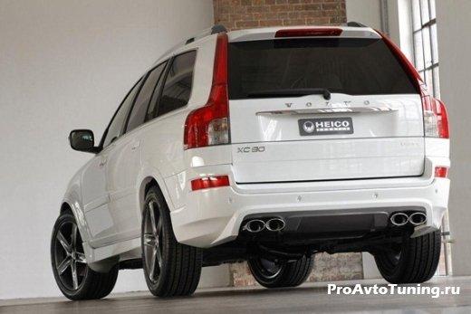 редизайн Volvo XC90