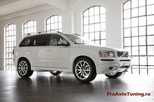 Volvo XC90 от Heico Sportiv