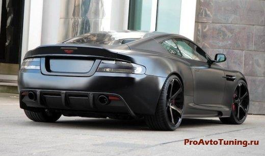тюнинг Aston Martin DBS