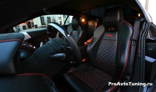 салон Aston Martin DBS Superior Black Edition