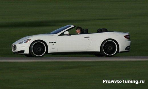 тюнинг Maserati GranCabrio