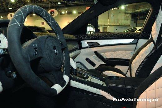Gemballa Porsche Mistrale