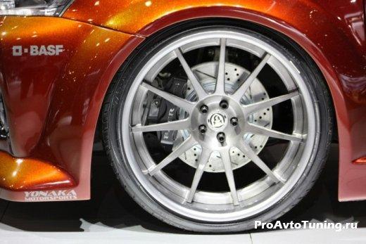 колесный диск Lexus CT 200h
