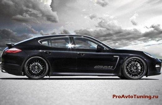 проект Porsche Panamera S