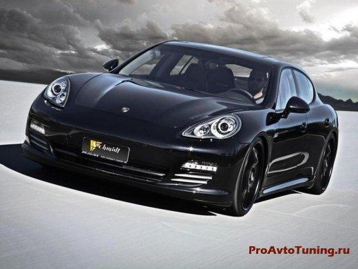 тюнинг Porsche Panamera S