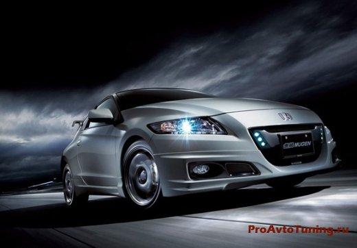 новая модель Honda Mugen CR-Z
