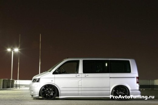 тюнинг VW T5 Transporter от MR Car Design