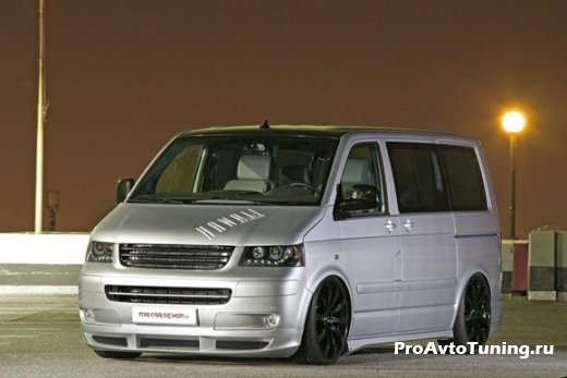 MR Car Design VW T5 Transporter