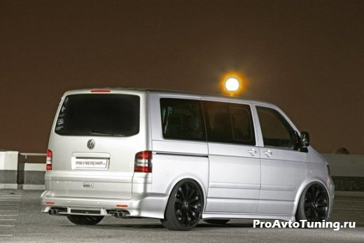 тюнинг MR Car Design VW T5 Transporter