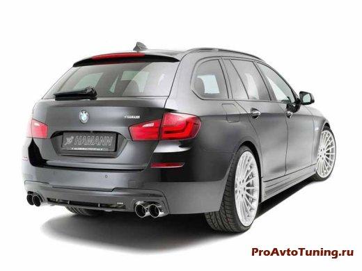 BMW 5 Series Touring от Hamman Motorsport