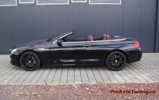 Kelleners Sport BMW 650i Cabrio