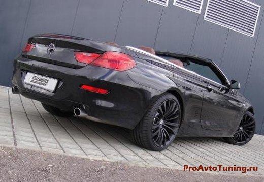 BMW 650i Cabrio от Kelleners Sport