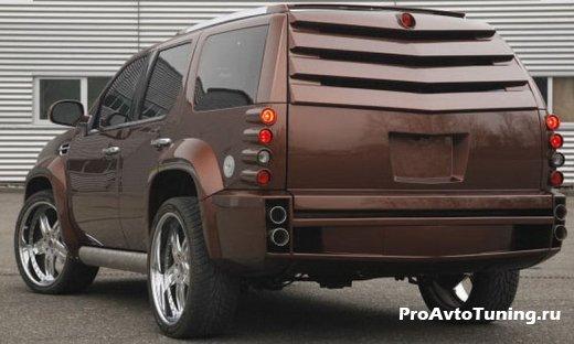 Cadillac Escalade от Fab Design