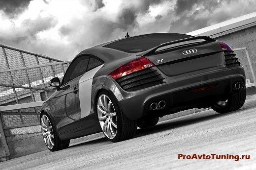 Project Kahn Audi TT TR8