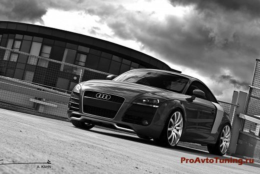 Audi TT TR8 от Project Kahn
