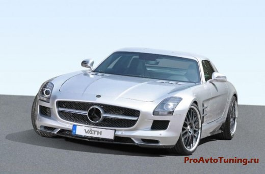 Mercedes-Benz SLS AMG от VATH