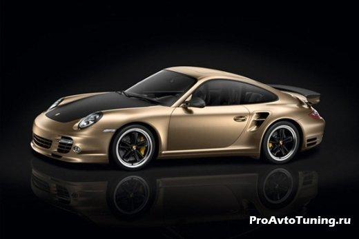 Эксклюзив Porsche 911 Turbo S Anniversary Edition