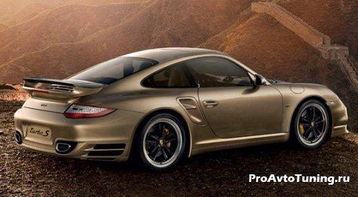 китайский Porsche 911 Turbo S