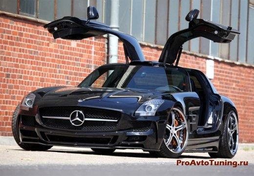 тюнинг Mercedes SLS AMG