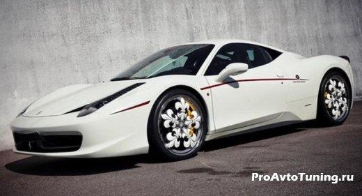 Ferrari 458 Italia от Craf Wecherle