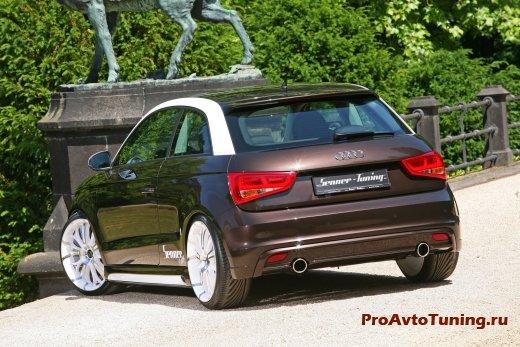 тюнинг Audi A1 от Senner Tuning
