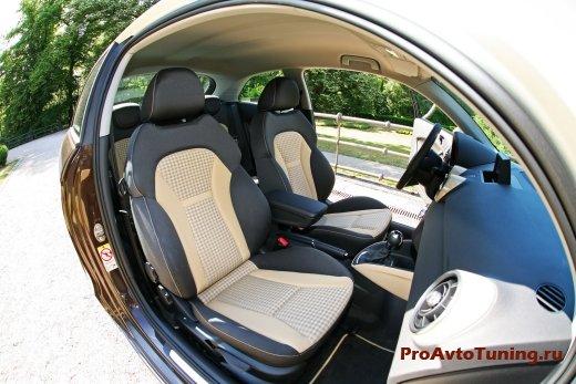 салон Audi A1