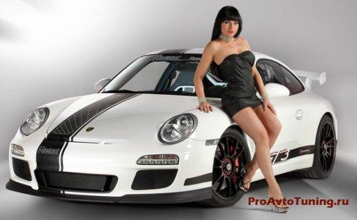 Porsche 911 GT3 Wimmer Magnat