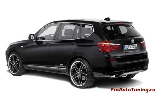 AC Schnitzer BMW X3 тюнинг