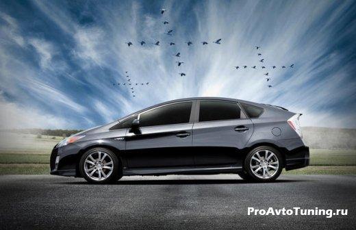 TRD Toyota Prius Plus