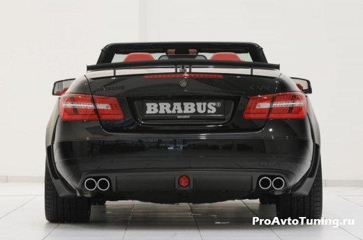 новый Brabus 800 E V12