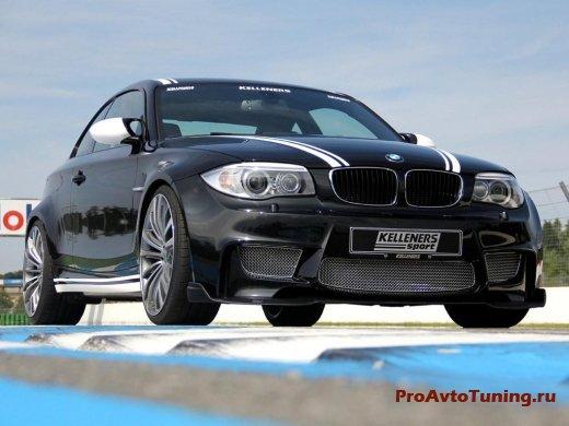апгрейд BMW 1-Series M Coupe