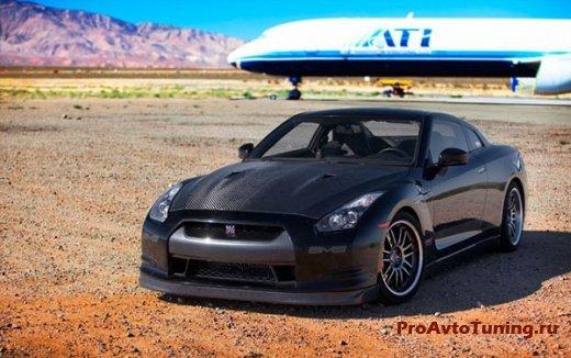 тюнинг AMS Alpha 12 Nissan GT-R