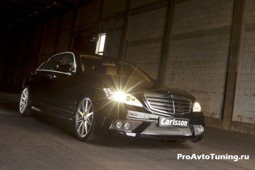 тюнинг Mercedes S 600