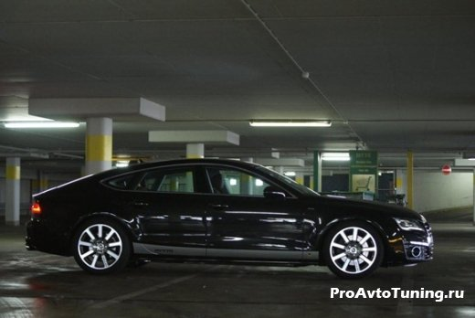 тюнинг Audi A7 3.0 TDI