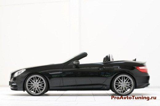 тюнинг Mercedes SLK 200