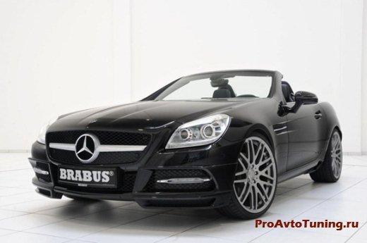 стайлинг Mercedes SLK 200