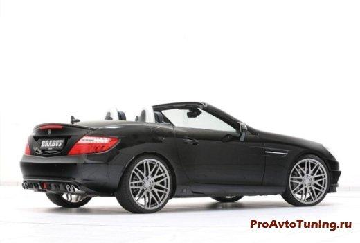 Mercedes SLK 200 от Brabus