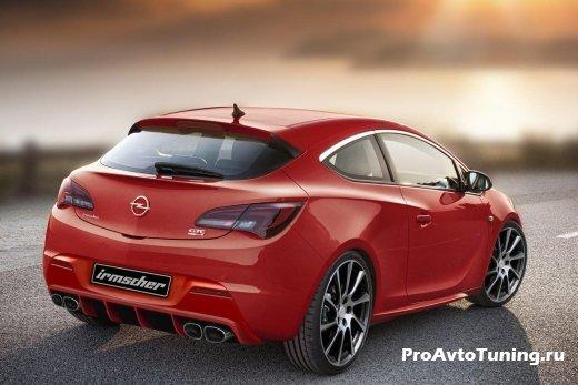 Irmscher Opel Astra GTC
