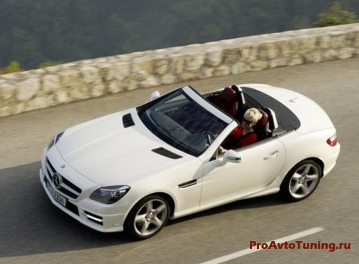 Mercedes 2012 SLK 250 CDI