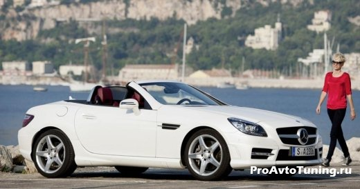 новый Mercedes-Benz 2012 SLK 250 CDI