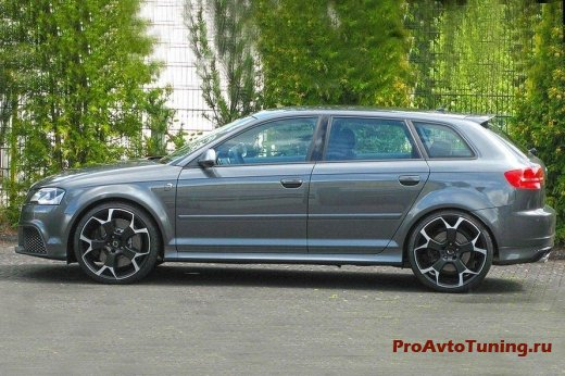 тюнинг Audi RS3 от B&B
