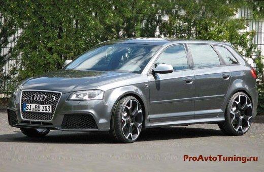 тюнинг Audi RS3
